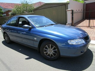 2001 Holden Commodore VX II Executive Blue 4 Speed Automatic Sedan