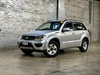 2012 Suzuki Grand Vitara JB MY13 Urban 2WD Silver 5 Speed Manual Wagon.