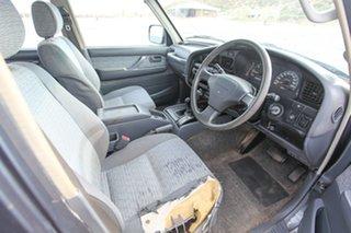 1994 Toyota Landcruiser FZJ80R GXL Blue 5 Speed Manual Wagon.