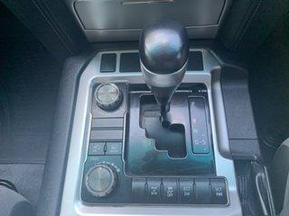 2018 Toyota Landcruiser VDJ200R GXL Graphite 6 Speed Sports Automatic Wagon