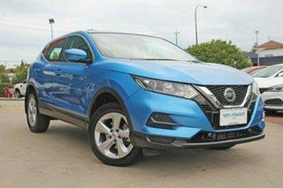 2019 Nissan Qashqai J11 MY18 ST Blue Continuous Variable Wagon.