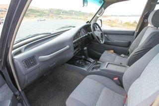 1994 Toyota Landcruiser FZJ80R GXL Blue 5 Speed Manual Wagon