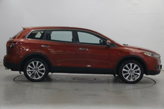 2014 Mazda CX-9 TB10A5 Luxury Activematic Red 6 Speed Sports Automatic Wagon