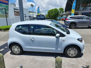 2012 Volkswagen UP! Type AA MY13 White 5 Speed Manual Hatchback.