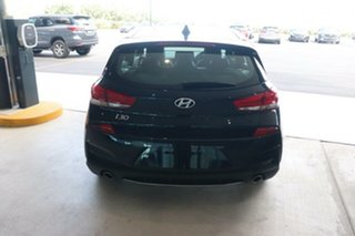 2020 Hyundai i30 PD.V4 MY21 N Line Premium Phantom Black 6 Speed Manual Hatchback