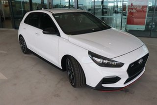 2020 Hyundai i30 PDe.3 MY20 N Performance Polar White 6 Speed Manual Hatchback.