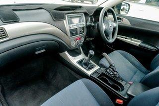 2010 Subaru Impreza G3 MY10 R AWD Gold 5 Speed Manual Sedan