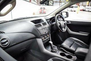 2015 Mazda BT-50 UP0YF1 GT White 6 Speed Sports Automatic Utility