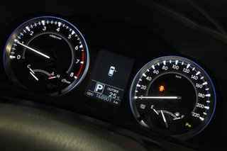 2015 Toyota Kluger GSU55R GX (4x4) Silver Sky 6 Speed Automatic Wagon