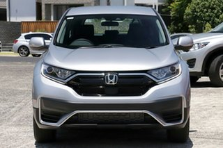 2021 Honda CR-V RW MY21 VTi 4WD L AWD Lunar Silver 1 Speed Constant Variable Wagon
