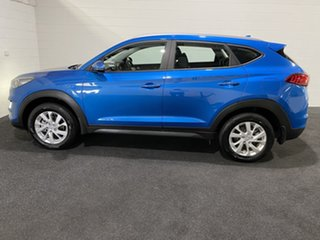 2019 Hyundai Tucson TL4 MY20 Active 2WD Aqua Blue 6 Speed Automatic Wagon