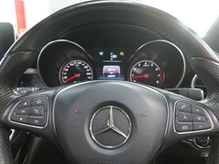 2014 Mercedes-Benz C-Class W205 C250 7G-Tronic + White 7 Speed Sports Automatic Sedan