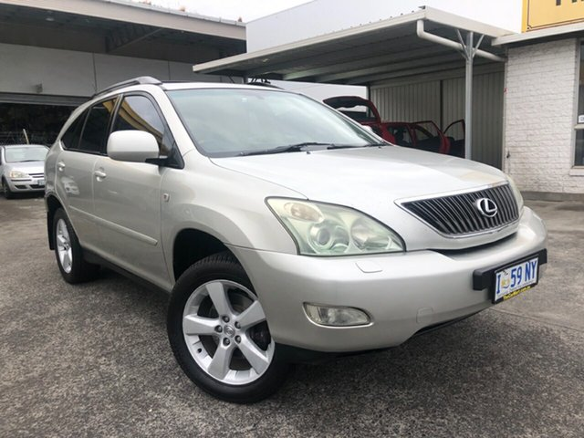 Used Lexus RX MCU38R RX330 Sports Luxury Derwent Park, 2004 Lexus RX MCU38R RX330 Sports Luxury Silver 5 Speed Sports Automatic Wagon