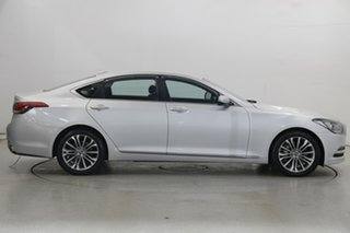 2014 Hyundai Genesis DH Silver 8 Speed Sports Automatic Sedan