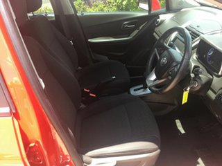 2015 Holden Trax TJ MY15 LS Red 6 Speed Automatic Wagon