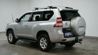 2016 Toyota Landcruiser Prado GDJ150R GXL Silver 6 Speed Sports Automatic Wagon.