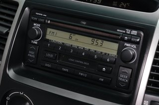 2003 Toyota Landcruiser Prado GRJ120R GXL Champagne 4 Speed Automatic SUV
