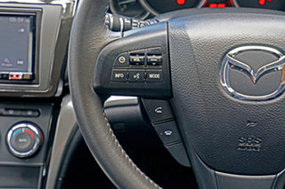 2010 Mazda 6 GH1052 MY10 Touring Grey 5 Speed Sports Automatic Wagon