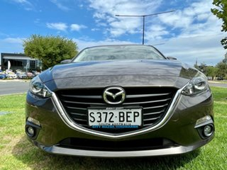 2015 Mazda 3 BM5438 SP25 SKYACTIV-Drive Titanium Flash 6 Speed Sports Automatic Hatchback.