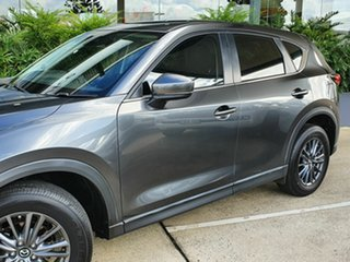 2019 Mazda CX-5 Maxx Sport Grey 6 Speed Automatic Wagon