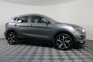 2017 Nissan Qashqai J11 Series 2 N-TEC X-tronic Grey 1 Speed Constant Variable Wagon