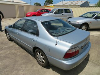 1997 Honda Accord Silver 4 Speed Automatic Sedan