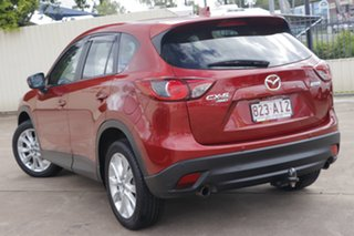 2013 Mazda CX-5 KE1031 MY13 Grand Touring SKYACTIV-Drive AWD Soul Red 6 Speed Sports Automatic Wagon.