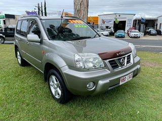 2002 Nissan X-Trail T30 TI Gold 4 Speed Automatic Wagon.