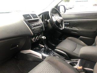 2012 Mitsubishi ASX XA MY12 2WD Red 5 Speed Manual Wagon