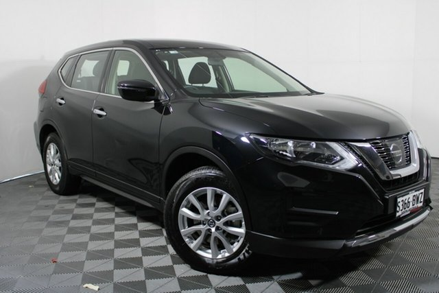 Used Nissan X-Trail T32 Series II TS X-tronic 4WD Wayville, 2018 Nissan X-Trail T32 Series II TS X-tronic 4WD Black 7 Speed Constant Variable Wagon