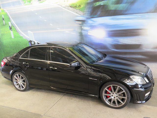 Used Mercedes-Benz E63 212 MY12 AMG Osborne Park, 2012 Mercedes-Benz E63 212 MY12 AMG Black 7 Speed Auto Direct Shift Sedan