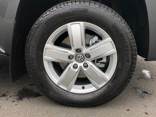 2020 Volkswagen Amarok 2H MY20 TDI550 4MOTION Perm Sportline Grey 8 Speed Automatic Utility