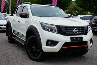 2019 Nissan Navara D23 S4 MY20 N-TREK White 7 Speed Sports Automatic Utility.