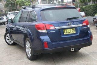 2009 Subaru Outback MY09 2.5i AWD 4 Speed Auto Elec Sportshift Wagon.