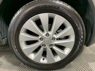 2014 Holden Captiva CG MY15 5 LT White 6 Speed Manual Wagon
