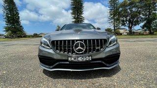 2020 Mercedes-Benz C-Class W205 801MY C63 AMG SPEEDSHIFT MCT S Selenite Grey 9 Speed