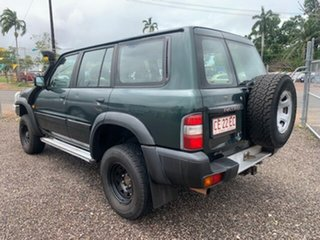 1998 Nissan Patrol ST Green 4 Speed Auto Active Select Wagon
