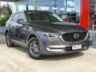 2019 Mazda CX-5 Maxx Sport Grey 6 Speed Automatic Wagon.