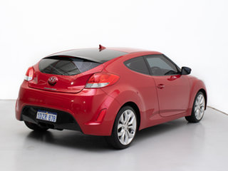 2012 Hyundai Veloster FS Red 6 Speed Manual Coupe
