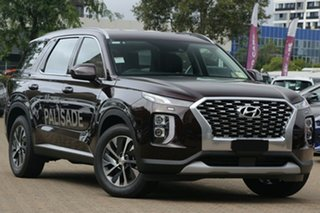 2020 Hyundai Palisade LX2.V1 MY21 AWD Black 8 Speed Sports Automatic Wagon.