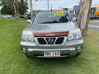 2002 Nissan X-Trail T30 TI Gold 4 Speed Automatic Wagon