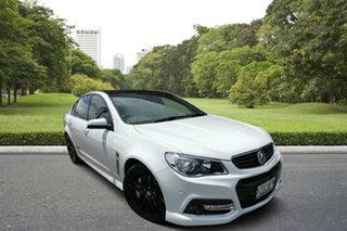 2015 Holden Commodore VF II MY16 SS V Redline White 6 Speed Sports Automatic Sedan.
