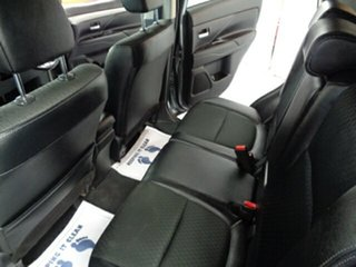 2014 Mitsubishi Outlander ZJ MY14.5 LS 2WD Grey 6 Speed Constant Variable Wagon