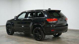2014 Jeep Grand Cherokee WK MY2014 Blackhawk Black 8 Speed Sports Automatic Wagon.
