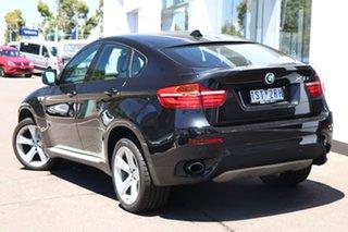 2013 BMW X6 xDrive30d 8 Speed Automatic Wagon.