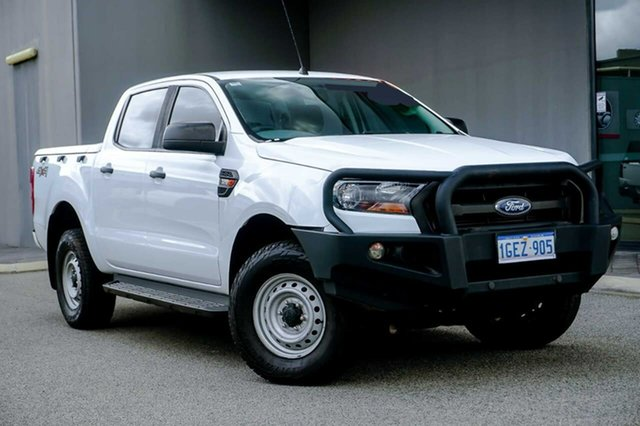 Used Ford Ranger PX MkII XL Osborne Park, 2016 Ford Ranger PX MkII XL White 6 Speed Sports Automatic Utility