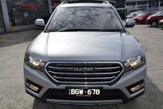 2020 Haval H6 Lux DCT Billet Silver 6 Speed Sports Automatic Dual Clutch Wagon.