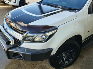 2017 Holden Colorado Z71 White 6 Speed Automatic Dual Cab