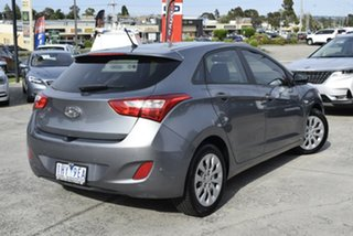 2016 Hyundai i30 GD4 Series II MY17 Active Silver 6 Speed Sports Automatic Hatchback