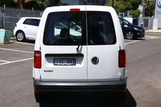 2016 Volkswagen Caddy MAXI White 7SPD DSG TRANS Wagon.